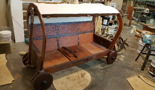 wagon restoration